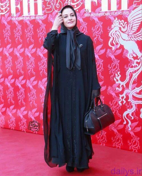 poshesh setoodani khonoome bazigar dar jashvare film fajr irnab ir پوشش ستودنی خانم بازیگر در جشنواره فیلم فجر +عکس