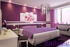 ranghmonaseb barayeotaghkhab irnab ir رنگ مناسب برای اتاق خواب