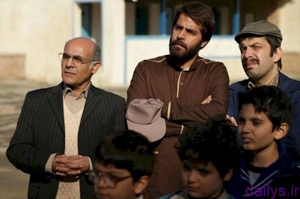 salman farkhonde bazigar naghsh amoo hadi dar serial bache mohandes 2 irnab ir سلمان فرخنده، بازیگر نقش عمو هادی در سریال «بچه مهندس ۲»