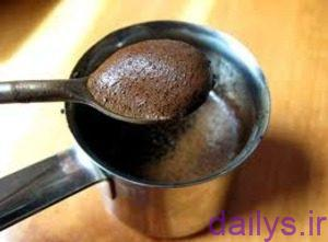 nahvedamkardan ghahvetork irnab ir نحوه دم کردن قهوه ترک