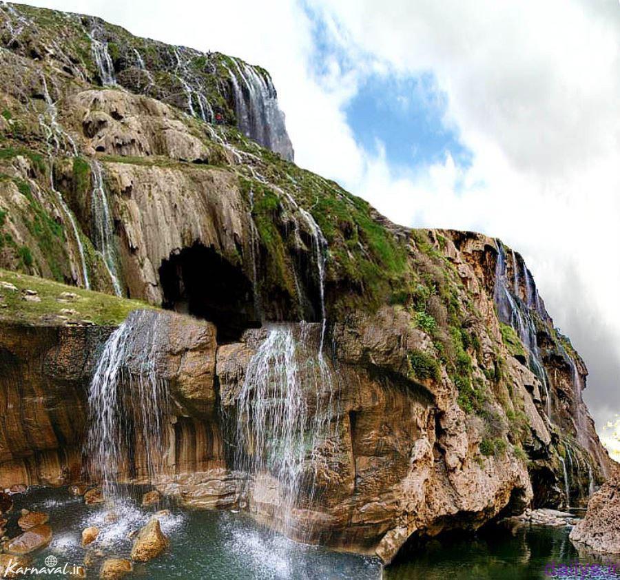 5d107e429ec8d abshar kamar dogh irnab ir آبشار کمردوغ کهگیلویه و بویر احمد | هفتمین آبشار بلند ایران