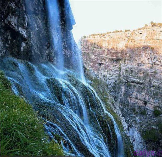 5d107e4376986 abshar kamar dogh irnab ir آبشار کمردوغ کهگیلویه و بویر احمد | هفتمین آبشار بلند ایران