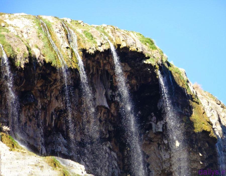 5d107e44631d5 abshar kamar dogh irnab ir آبشار کمردوغ کهگیلویه و بویر احمد | هفتمین آبشار بلند ایران