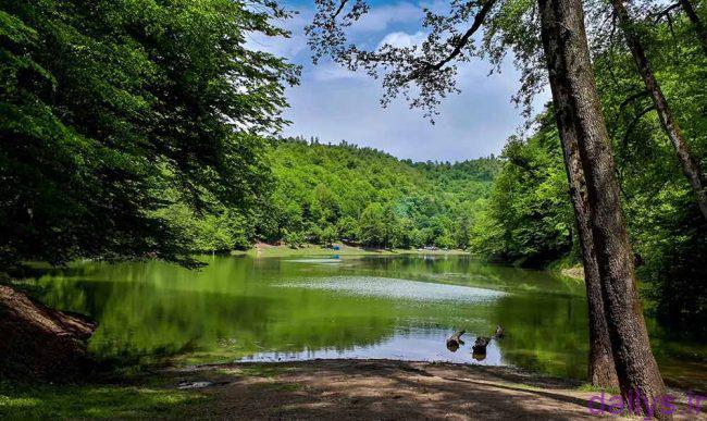 5d1336c82ba7d daryache chort kojast irnab ir دریاچه چورت کجاست؟