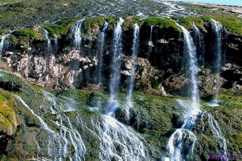 abshar kamar dogh irnab ir آبشار کمردوغ کهگیلویه و بویر احمد | هفتمین آبشار بلند ایران