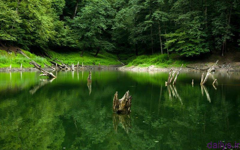 daryache chort kojast irnab ir دریاچه چورت کجاست؟