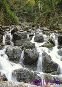 absharabpary kojast irnab ir آبشار آب پری کجاست؟