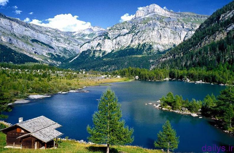ax haye didani az tabiat zibaye keshvar soeis irnab ir عکسهای دیدنی از طبیعت زیبای کشور سوئیس