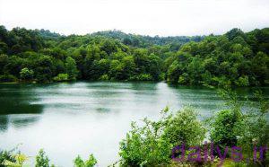 daryachearos kojast irnab ir دریاچه عروس کجاست؟