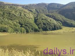 daryachevistan kojast irnab ir دریاچه ویستان کجاست؟