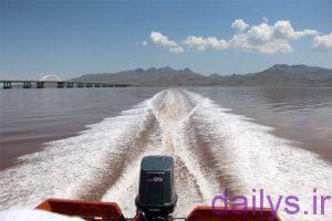 masahatdaryacheoromiye cheghadrast irnab ir مساحت دریاچه ارومیه چقدراست؟