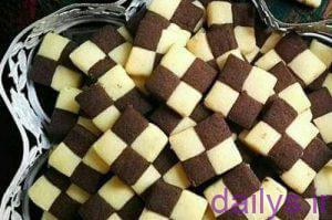 tarztahiye shirinishatranji irnab ir طرز تهیه شیرینی شطرنجی