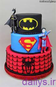 5d9ca346be5b3 tarh keyk tavalod pesarane irnab ir طرح کیک تولد پسرانه