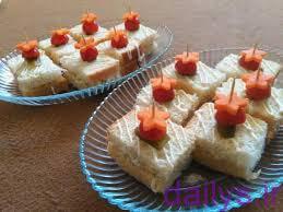 5dc3e83fc94a8 taein salad oloviye ba non baget irnab ir تزیین سالاد الویه با نون باگت