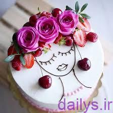 5dc3f22c9e7a5 tazein keyk irnab ir تزئین کیک