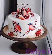 5ddeccd0a8c1c model keyk shab yalda baraye aroos irnab ir مدل کیک شب یلدا برای عروس