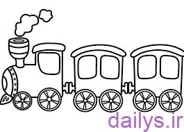 naghashi ghatar irnab ir نقاشی قطار