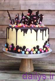 tazein keyk irnab ir تزئین کیک
