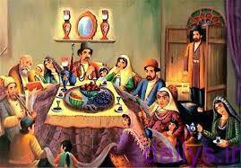 5dee21f4e589b adab hozor dar yek mahmani irnab ir آداب حضور در یک مهمانی