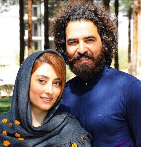 biogerafi elham tahmori irnab ir بیوگرافی الهام طهموری و همسرش حامد احمدجو