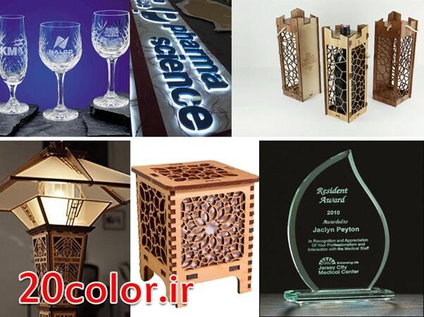 5e3528ef7c0bd 20colorir irnab ir ساخت لوازم چوبی و چرمی با دستگاه برش لیزری