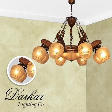 5ecea570ea14a wwwdarkar shopcom irnab ir صنایع روشنایی دارکار | لوستر چوبی, مدرن و چوبی